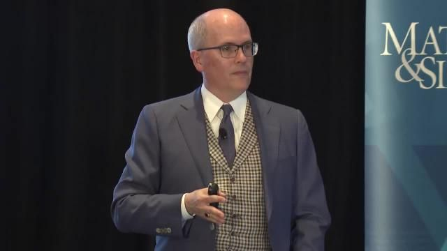 Paul Ballew, vice president and chief data and analytics officer for Ford Motor Company, discusses the elements and Ford's strategy to leverage data and analytics to transform the business and develop future products and services.