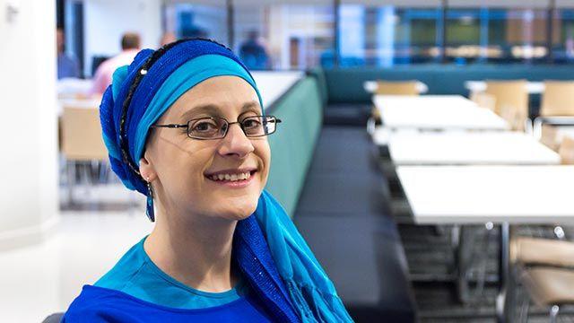 Andrew, Software Developer, Cambridge, UK Office