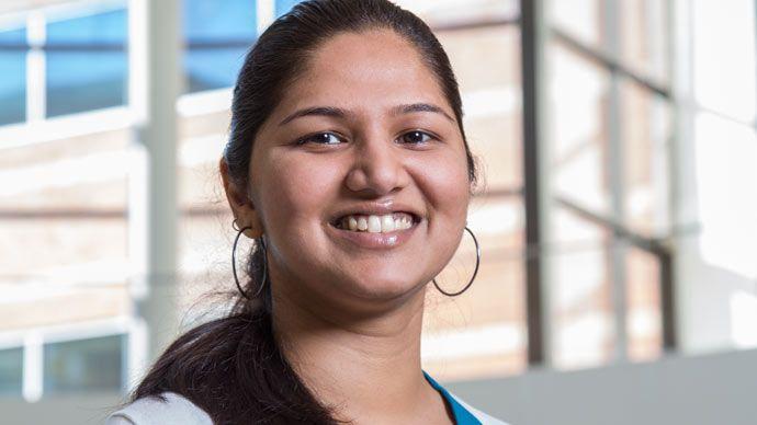 Shraddha, Senior Software Engineer