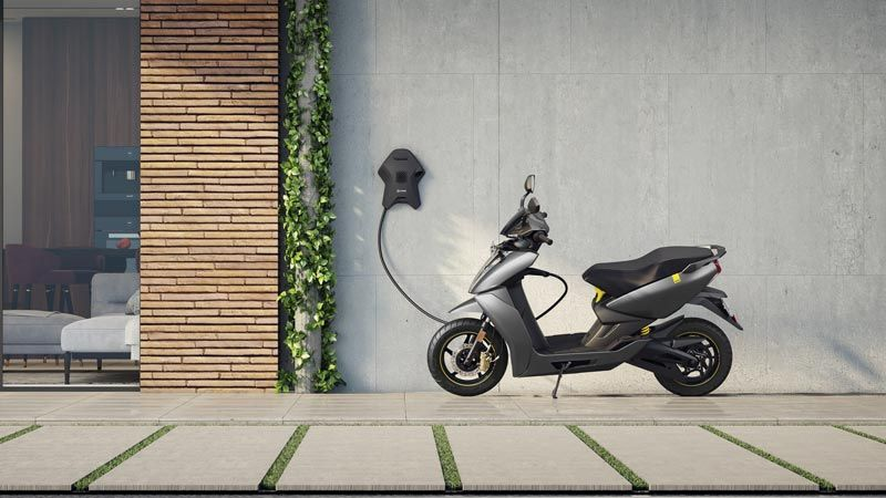"Smart electric scooter uses predictive analytics and Bluetooth to eliminate ""range anxiety"" while reducing the CO2 being generated by the 5 million two-wheelers in this city."