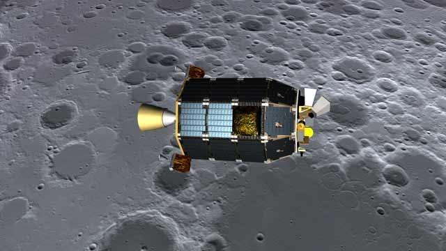 NASA Ames Research Center Develops Flight Software for Lunar Atmosphere Dust Environment Explorer