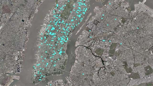 Process big data on an Apache Spark™ cluster using MATLAB®. Statistics and machine learning are applied to multiple years of data from New York City taxis to gain insights and predict taxi fares.