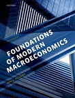Foundations of Modern Macroeconomics, 3e