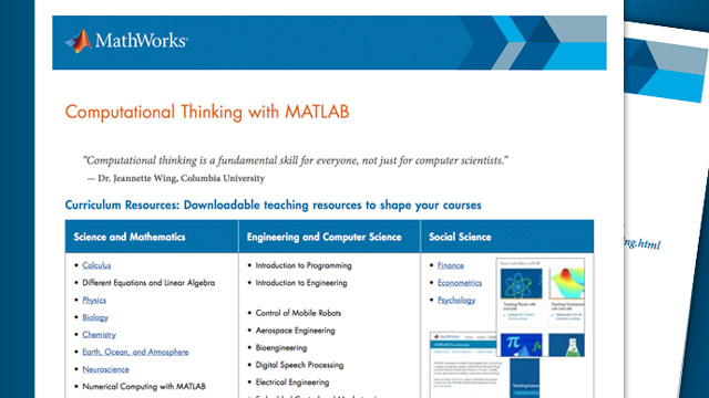 Computational Thinking Resources