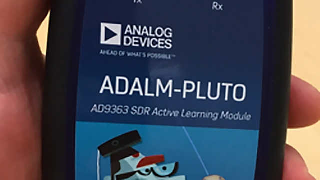 ADALM-PLUTO Radio Support from Communications Toolbox