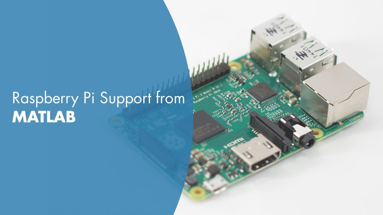 Use the step-by-step tutorial to learn how to install the MATLAB ® support package for Raspberry Pi™.