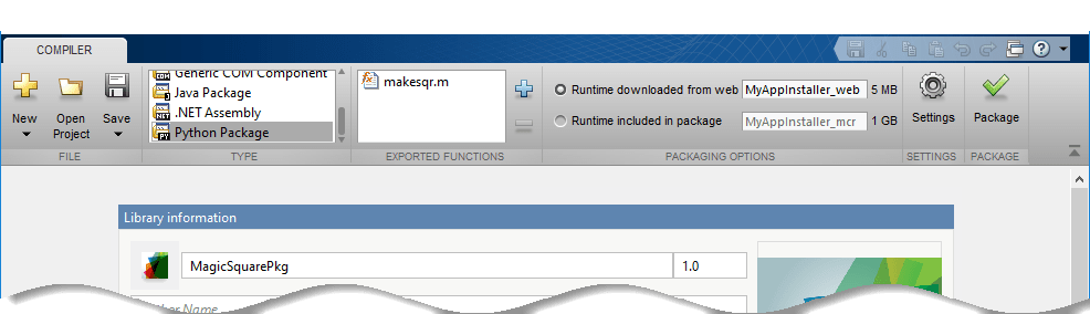 create executable in linux python