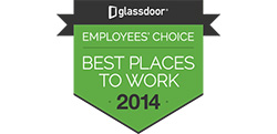 Glassdoor Best Places to Work 2014