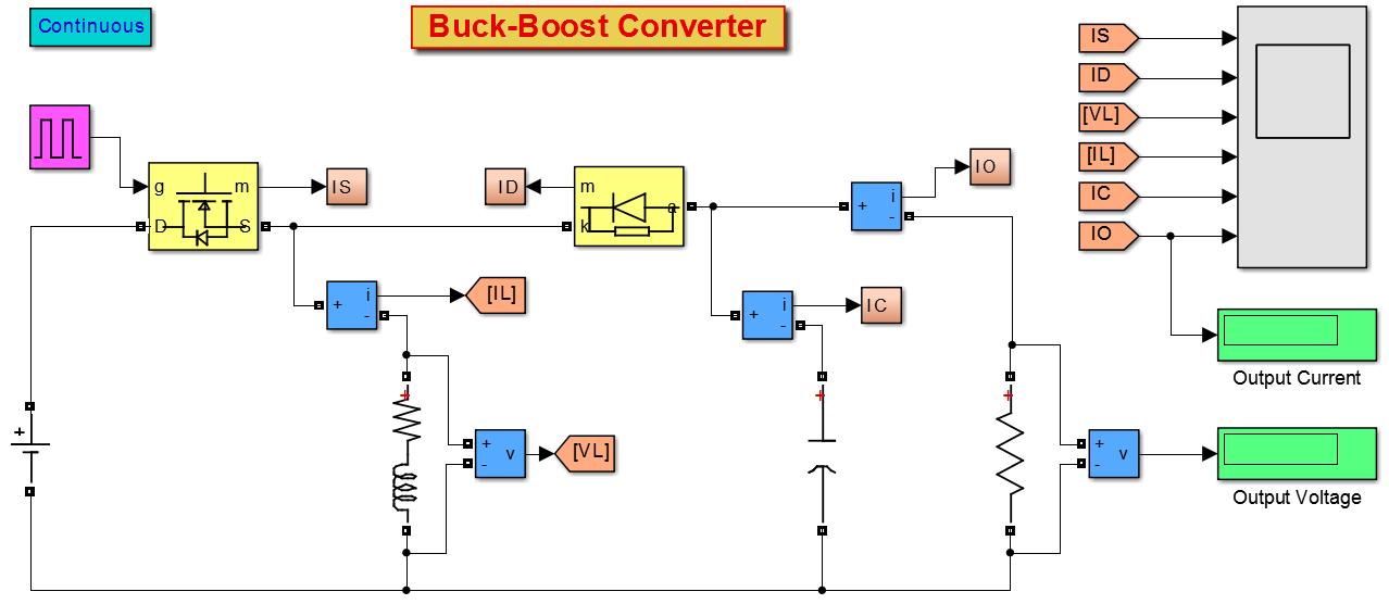 Design Of Buck Boost Converter Pdf