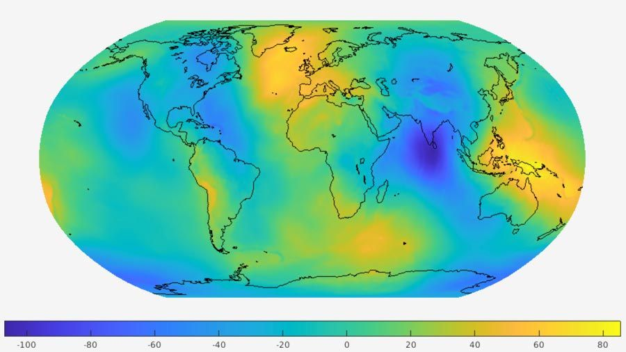 Geospatial Data Processing