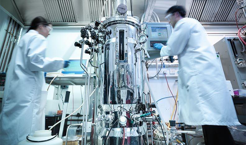 Pharmaceutical Manufacturing