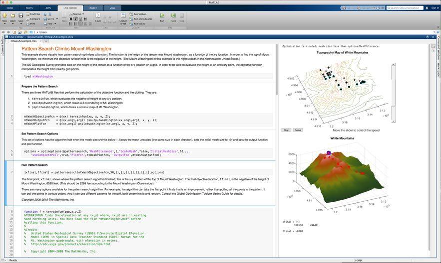 Global Optimization Toolbox