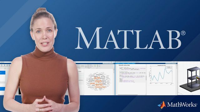 MATLAB is a programming and numeric computing environment used by millions of engineers and scientists to analyze data, develop algorithms, and create models. Add-on toolboxes extend MATLAB for a wide range of tasks and applications.