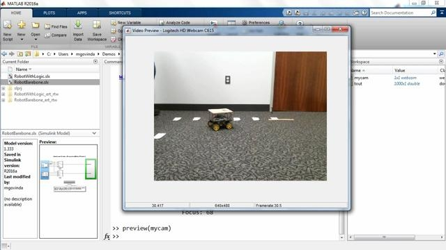 Used Simulink and Stateflow to build an Arduino-based robot that is able to detect obstacles and neighboring robots, and then automatically brake or alter speed to avoid collisions.