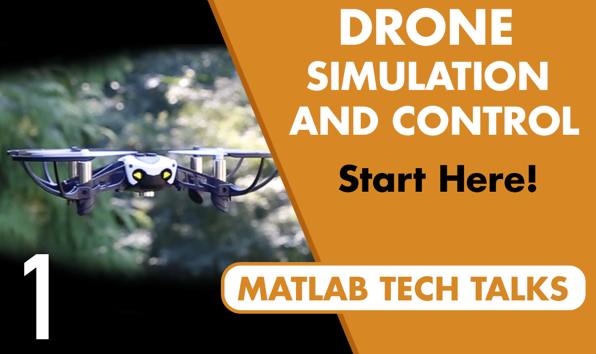 Many quadcopters have sophisticated programmed control systems that allow them to be stable and fly autonomously with little human intervention. This video introduces the sensors and actuators used in quadcopter control.