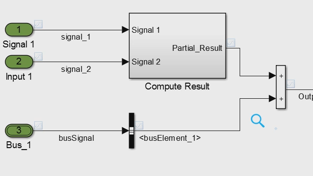 Connect multiple sets of input signals to your Simulink model for interactive or batch simulation.