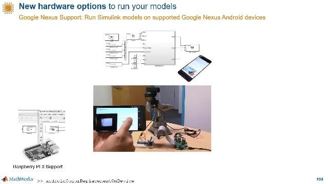 Learn new capabilities to run your algorithms on hardware.