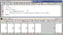 Subplot is a convenience function that wraps around the lower level axes function. It simplifies the layout process. As a higher level function, it does some bookkeeping for you. This debugging session shows that the helpful things it does can be con